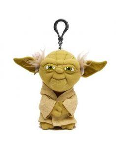 Llavero Peluche Yoda con Sonido - Star Wars