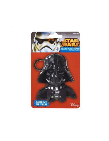 Llavero Peluche Darth Vader con Sonido - Star Wars