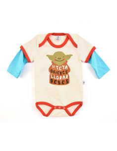 Body Yoda Kawaii manga Larga - Star Wars