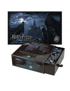Puzzle Dementores en Hogwarts - Harry Potter