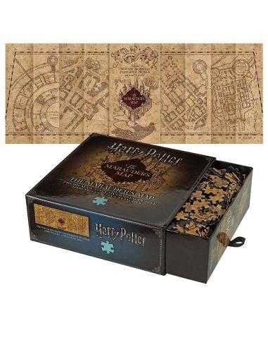 Puzzle Mapa del Merodeador - Harry Potter