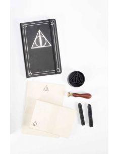 Set de Papelería Las Reliquias de la Muerte - Harry Potter