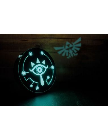 Lámpara Sheikah Eye 20 cm - The Legend of Zelda