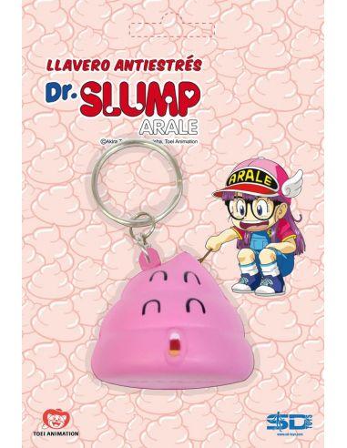 Llavero Unchi 5 cm - Dr. Slump
