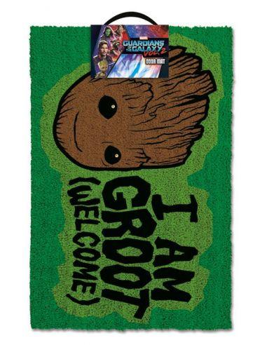 Felpudo I am Groot - Guardianes de la Galaxia
