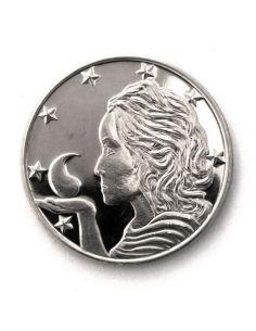 Réplica Moneda Tar Valon - La Rueda del Tiempo