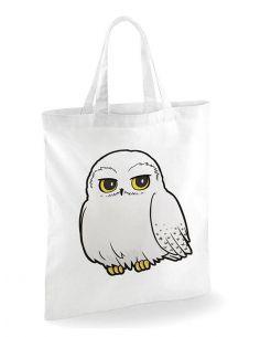 Bolsa Cartoon Hedwig - Harry Potter