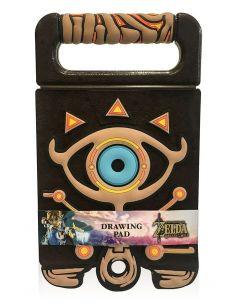 Bloc de dibujo Sheikah Slate - The Legend of Zelda