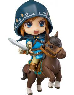 Figura Nendoroid Link Deluxe Edition 10 cm - The Legend of Zelda