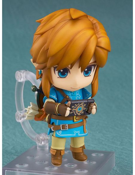 Figura Nendoroid Link Deluxe Edition 10 cm - The Legend of Zelda