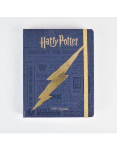 Agenda Premium 2018/2019 - 16 Meses - Harry Potter