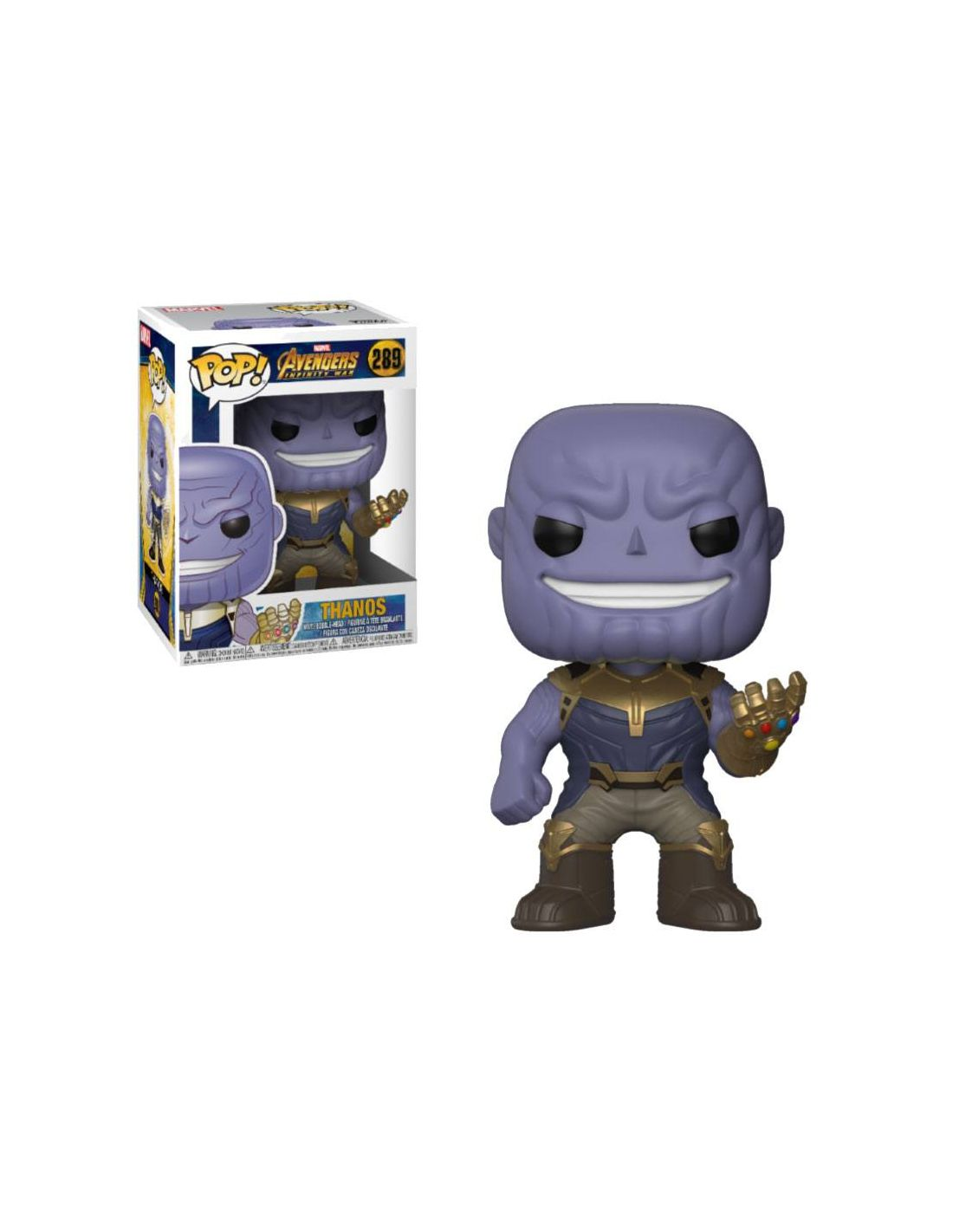 Funko Pop Thanos 289 Marvel