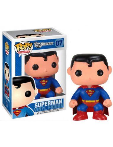 FUNKO POP! Superman 07 - DC Comics