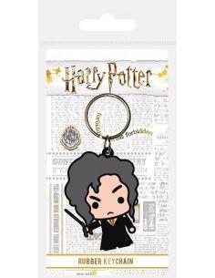Llavero caucho Bellatrix 6 cm - Harry Potter