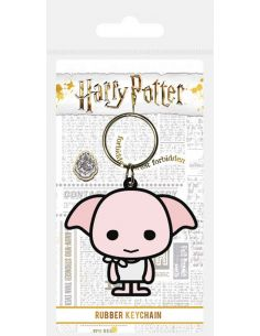 Llavero caucho Dobby 6 cm - Harry Potter