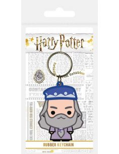 Llavero caucho Dumbledore 6 cm - Harry Potter