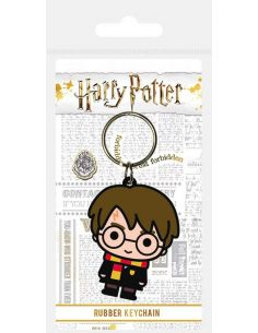 Llavero caucho Harry Potter 6 cm - Harry Potter