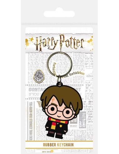 Llavero caucho Harry Potter 6 cm - Harry Potter