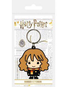 Llavero caucho Hermione 6 cm - Harry Potter