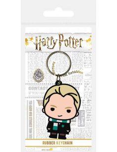 Llavero caucho Draco 6 cm - Harry Potter