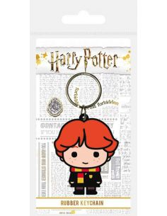 Llavero caucho Ron 6 cm - Harry Potter