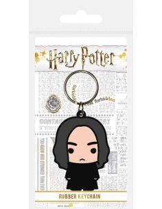 Llavero caucho Snape 6 cm - Harry Potter