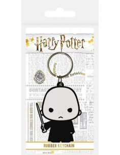 Llavero caucho Voldemort 6 cm - Harry Potter