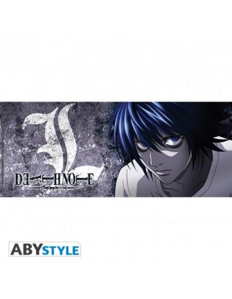 Taza Personaje L - Death Note