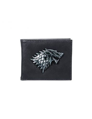 Cartera casa Stark - Juego de Tronos