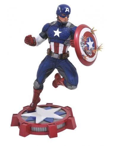 Marvel Gallery - Figura Capitán América 23 cm - Marvel