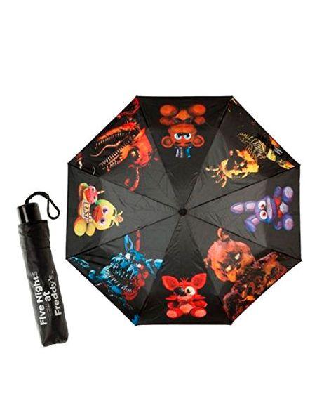 Paraguas plegable Five Nights at Freddy's