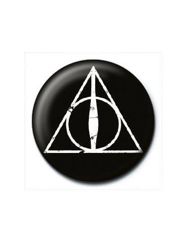 Chapa Reliquia de la Muerte - Harry Potter