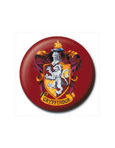 Chapa Gryffindor - Harry Potter