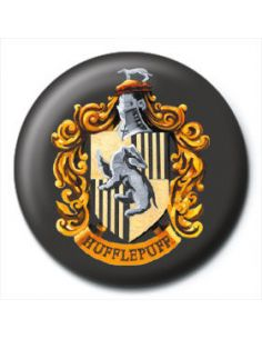 Chapa Hufflepuff - Harry Potter