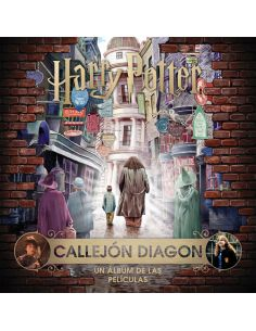 Callejón Diagon. Un álbum de las películas - Harry Potter