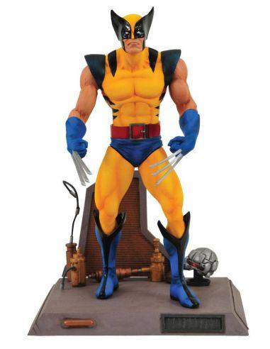 Marvel Select - Figura Lobezno 18 cm - X-Men
