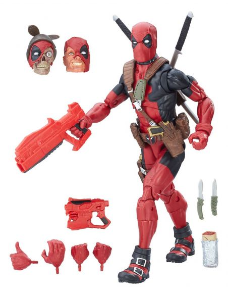 Marvel Legends - Deadpool 30 cm - Marvel
