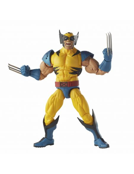 Marvel Legends - Figura Wolverine Classic 30 cm - Marvel