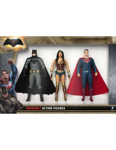 Pack figuras Batman V Superman - DC Comics