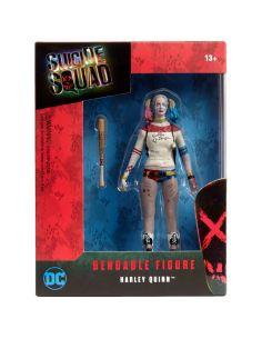 Figura Harley Quinn - Escuadrón Suicida - DC Comics