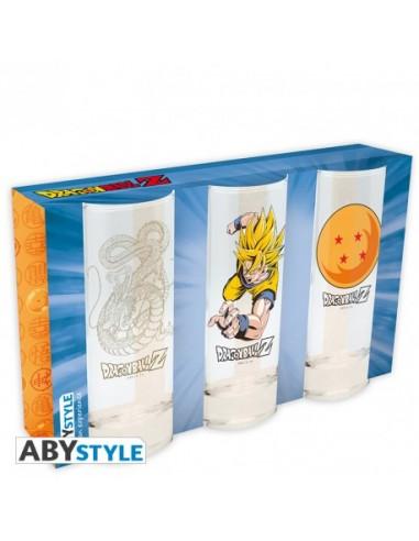 Pack Vasos Dragon Ball Z - Dragon Ball