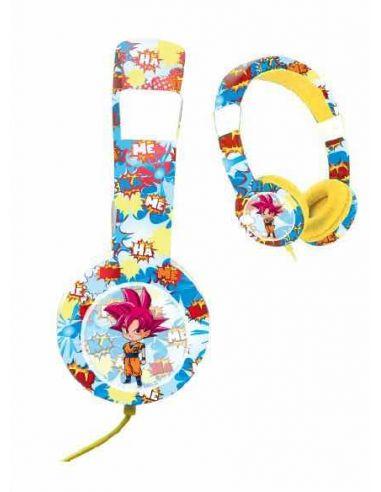 Auriculares Trunks v Goten - Dragon Ball