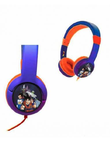 Auriculares Goku Beerus - Dragon Ball