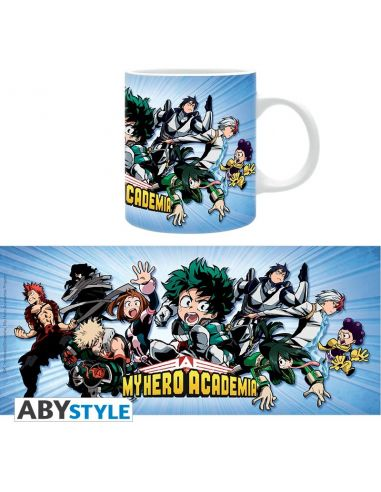 Taza My Hero Academia