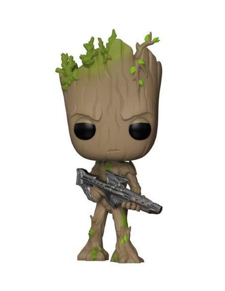 FUNKO POP! Groot 293 Vengadores: Infinity War - Marvel