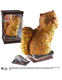 Figura Crookshanks Criaturas Mágicas - Harry Potter