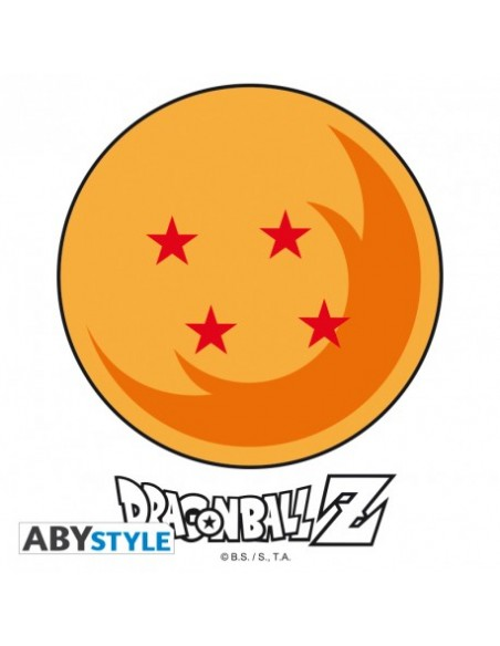 Vaso Bola nº4 - Dragon Ball