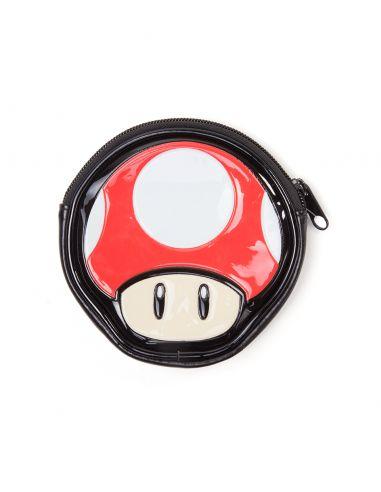 Monedero Seta Mario Bros - Nintendo