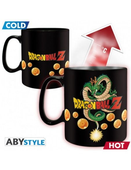 Taza térmica Vegeta y Shenron - Dragon Ball