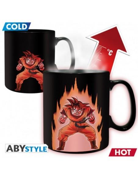 Taza térmica Goku y Shenron - Dragon Ball